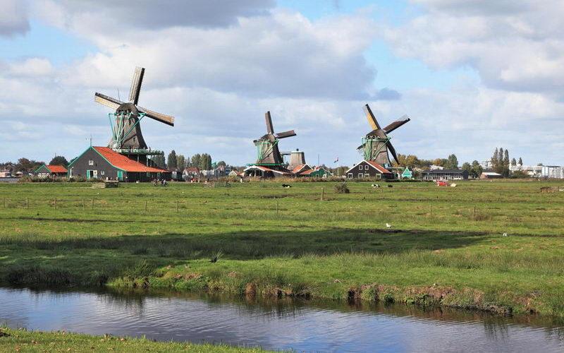 נופש באמסטרדם